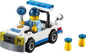 Đồ Chơi Lắp Ráp LEGO Xe Cảnh Sát 30352