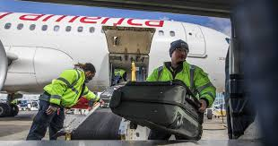 some airport workers still earn less than minimum wage as seatac law leaves a confusing pyromaniacs baggage handlers