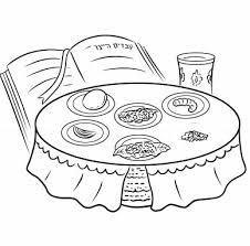 Small Picture 12 Page New Passover Coloring Book Printables Jewish Kids