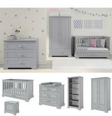 Daisy Nursery Set in Grey