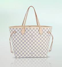 louis vuitton neverfull white. summer 2013 edition louis vuitton neverfull white t