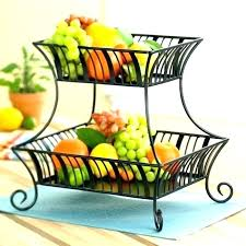 countertop fruit basket fruit basket fruit storage useful uh 3 tier