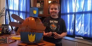 Pumpkin Fun for Everyone GW Library Contest