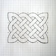 37 Timeless Cool Designs To Draw On Graph Paper