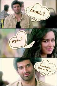 aditya roy kapur and shraddha kapoor aashiqui 2 the most romantic part aashiqui 2 beats iron man