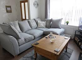 my new dfs jasper corner sofa powder