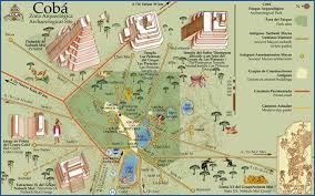 mayan ruins of coba quintana roo, mexico locogringo Mayan Cities Map Mayan Cities Map #39 mayan city map