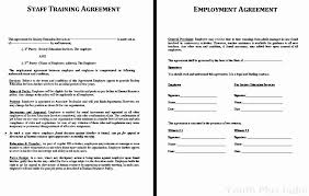 Free Employment Contract Templates Free Employee Contracts Templates Awesome Free Employee Contract