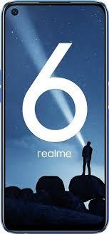 Купить <b>Смартфон REALME 6 4/128Gb</b>, RMX2001, синий в ...