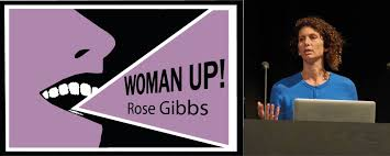 Woman UP! Podcast Episode 6 - Rose Gibbs - Desperate Artwives