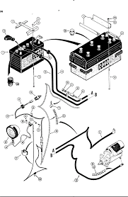 Parts for case 450b crawler tractor magnify mouse over diagram to rear electrical wiring battery starter