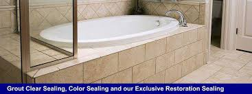 tile grout repair. Grout Clear Sealing, Color Sealing And Our Exclusive Restoration Tile Repair R