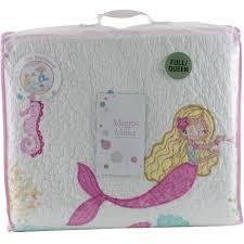 maggie miller mermaid full queen quilt bedding girls bedroom 88 x maggie miller mermaid full queen quilt bedding girls bedroom 88 x 92 sea life
