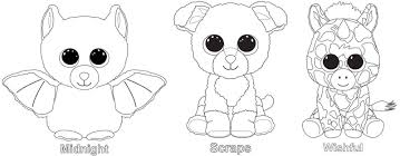 Cooloring Book 42 Astonishing Beanie Boo Coloring Pages Unicorn