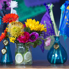 Fiesta Table Decorations With Love From Mexico