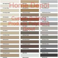 Grout Colors Chart Grout Colors