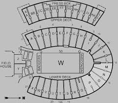 Camp Randall Student Section Seating Chart Camp Randall Seating Chart