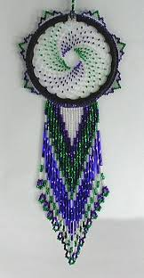 Native American Beaded Dream Catchers Extraordinary Dreamcatcher Native American Oglala Lakota Tony Monroe Beaded