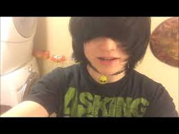 emo hair tutorial for guys you