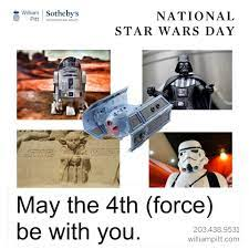 National Star Wars Day -