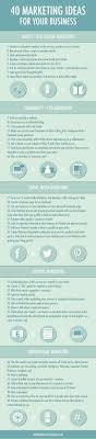 best ideas about business entrepreneur business 40 marketing ideas for your business