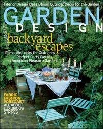 Small Picture Garden Design Magazine To Inspiration