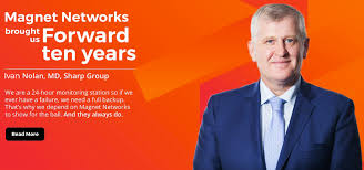 Magnet Networks Brings Top Security Firm' Forward 10 Years'.