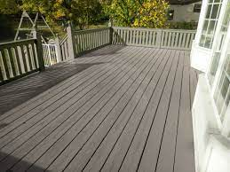 Wood may also need to be sanded, treated, or stripped of old stains. Deck And Fence Renewal Systems