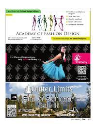 Academy Of Fashion Design Saskatoon Flow Magazine 1 Year Anniversary Issue By Flow Magazine Issuu