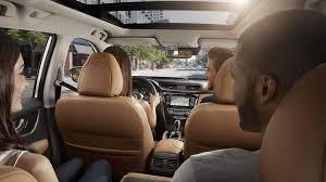 2018 nissan rogue sl platinum reserve tan leather interior original o charlie clark nissan el paso