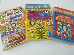 Also available by jacqueline wilson published in corgi pups, for beginner readers. Tracy Beaker Books For Sale Ebay