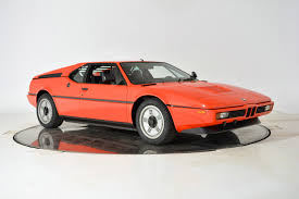 Coupe Series 1981 bmw m1 price : 1981 BMW M1 For Sale - $499,900