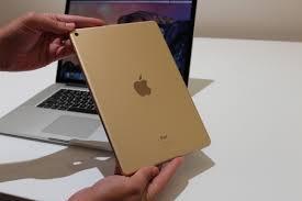 ipad air 2 in gold
