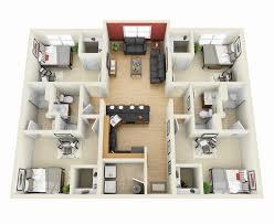 43 4 bedroom 3d