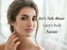 how using a lactic acid l can benefit you evergreen beauty college