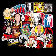 ROZETKA | <b>Набор стикеров</b> Ванпанчмен <b>One</b> Punch Man Аниме ...