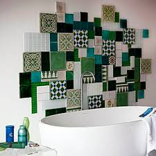 great ative bathroom wall tile images