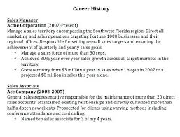 What Tense To Use In Resume