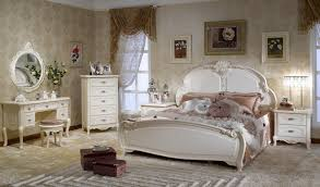Give Your Bedroom A Royal Look With French Vintage Bedroom Antique Cream Bedroom  Furniture