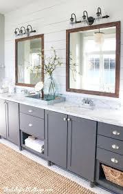 master bathroom mirror ideas impressive lake house bath makeover lakes and at mirrors vanity master bath vanity u68