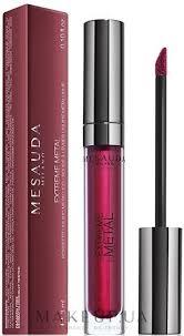 Жидкая <b>помада для губ</b> - Mesauda Milano Extreme <b>Metal Lipstick</b> ...