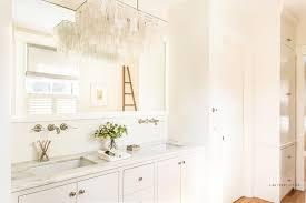 west elm large rectangular hanging capiz chandelier over west elm bathroom vanity lighting