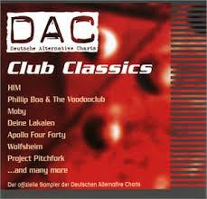 Dac Deutsche Alternative Charts Club Classics