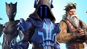 All of the current teasers and news. Fortnite Season 7 Teaser 3 Skins Leaked Through Ios App Store Dbltap