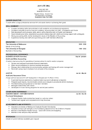 An Example Of A Good Resume Fascinating Inspirational Resume Examples Good Writing A Of 48 Cardsandbooksme