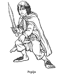 Small Picture Perfect Lotr Coloring Pages 58 With Additional Coloring Books with