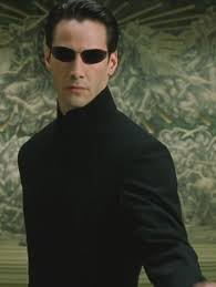 Anderson, also known as the one, an anagram for neo) is a fictional character and the protagonist of the matrix franchise. Why Does Neo Look So Unnaturally Slim In Matrix Reloaded And Matrix Revolutions Movies Tv Stack Exchange