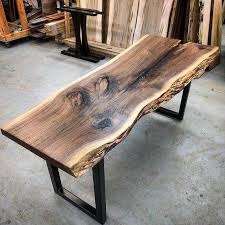 furniture furniture counter idea black wood office. could be neat as added counter space or even the base for a vanity live edge barboys desklive furnituredesk furniture idea black wood office