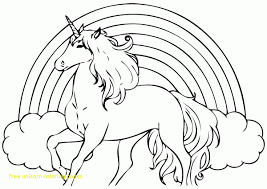 Coloring Pages Unicorn Coloring For Kids Pages Sheets Free To