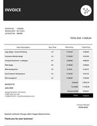 Top 5 Invoice Manager To Manage Your Invoices Wondershare Pdfelement